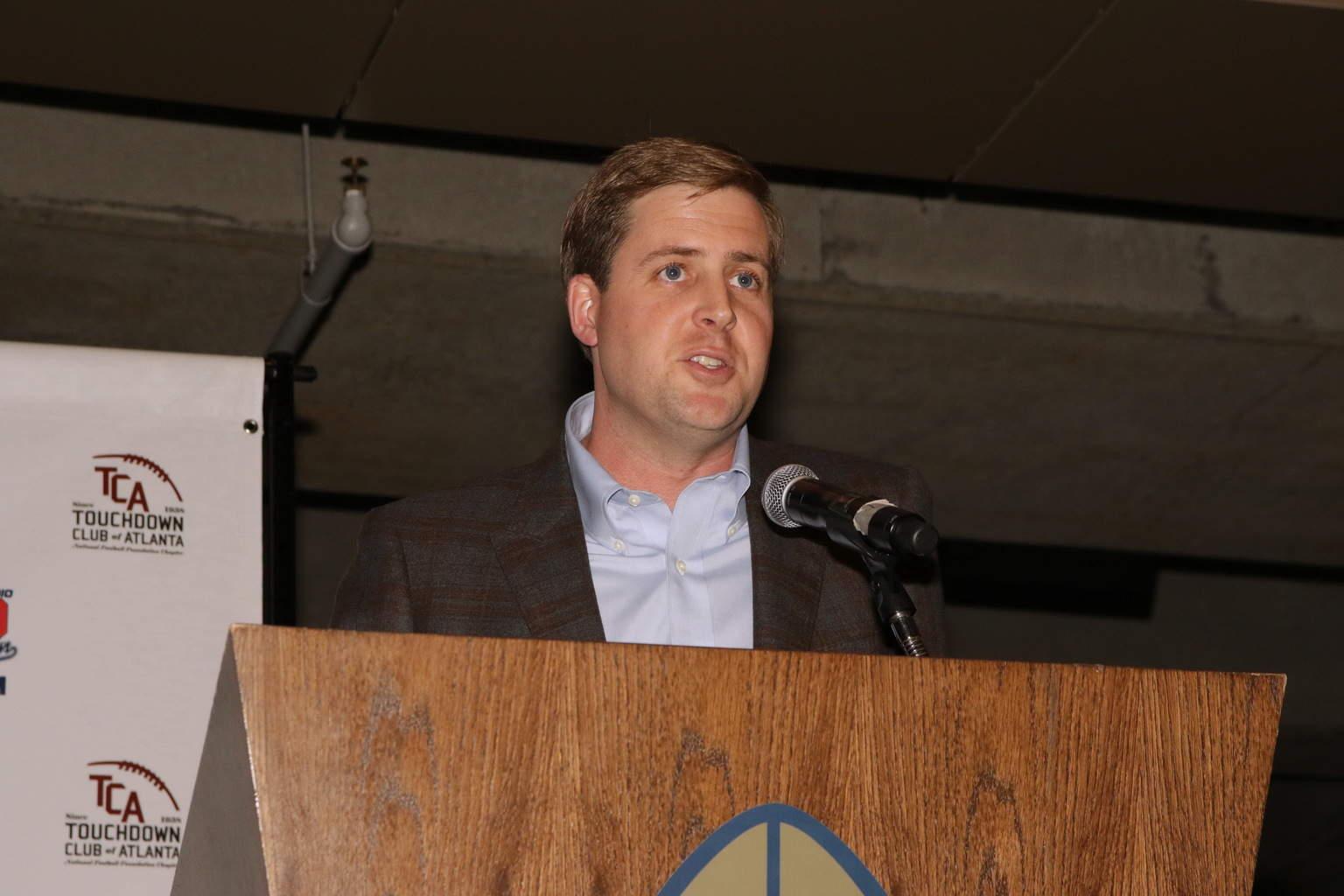 TCA Vice President Whit Ferguson