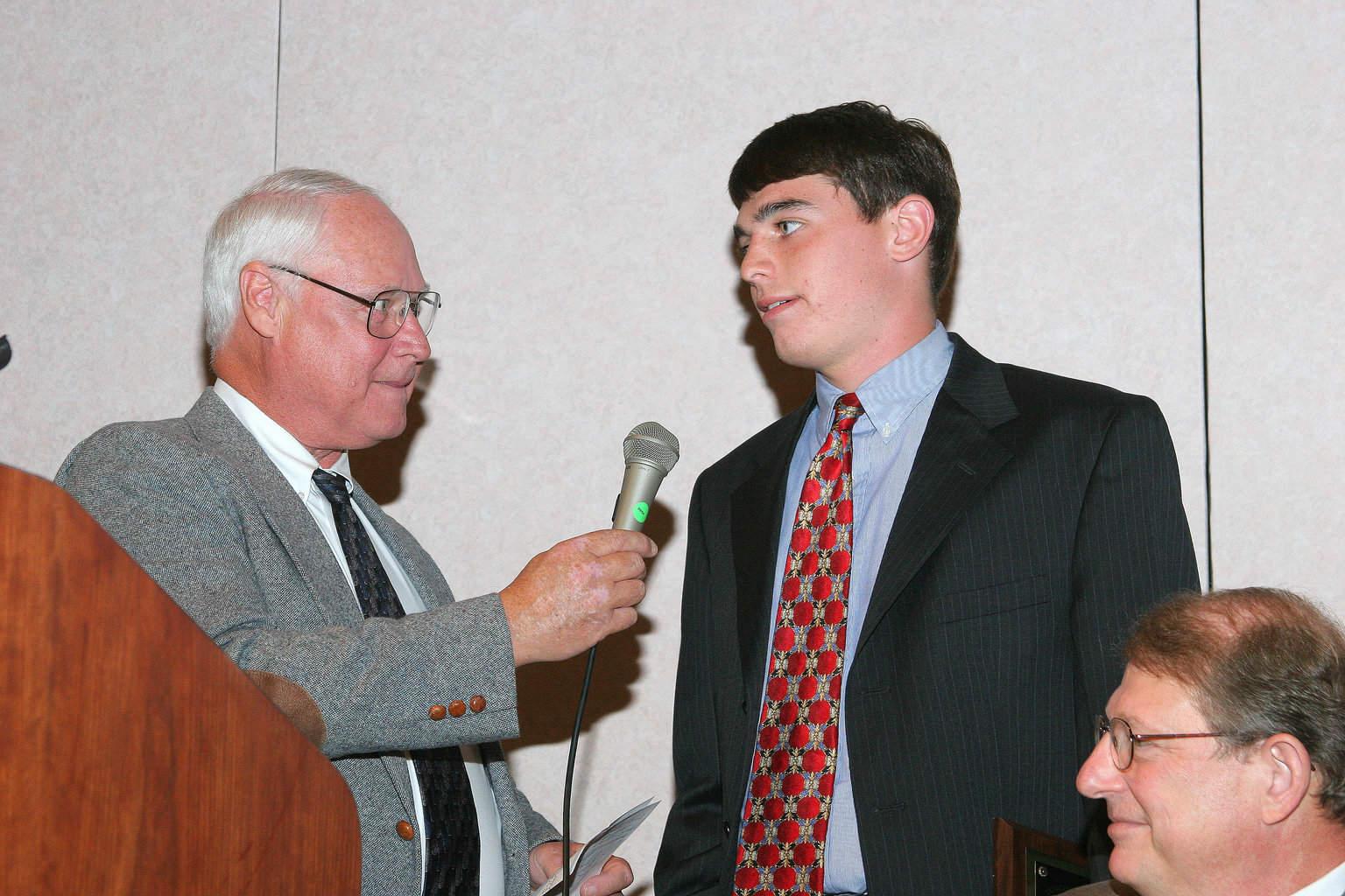10-11-04 Interviewing Brett Hallman