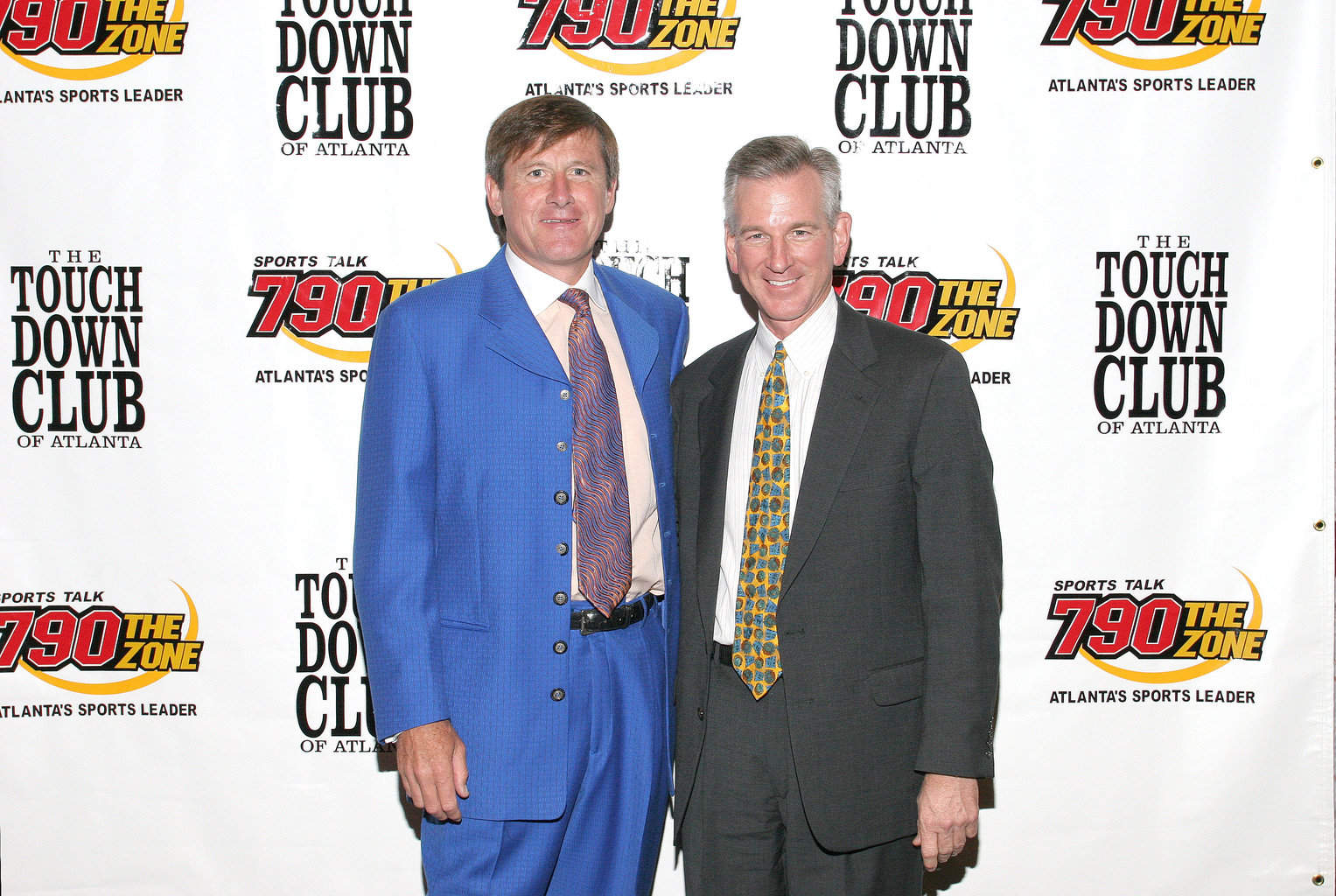 11-1-04 Craig Sager & Tommy Bowden