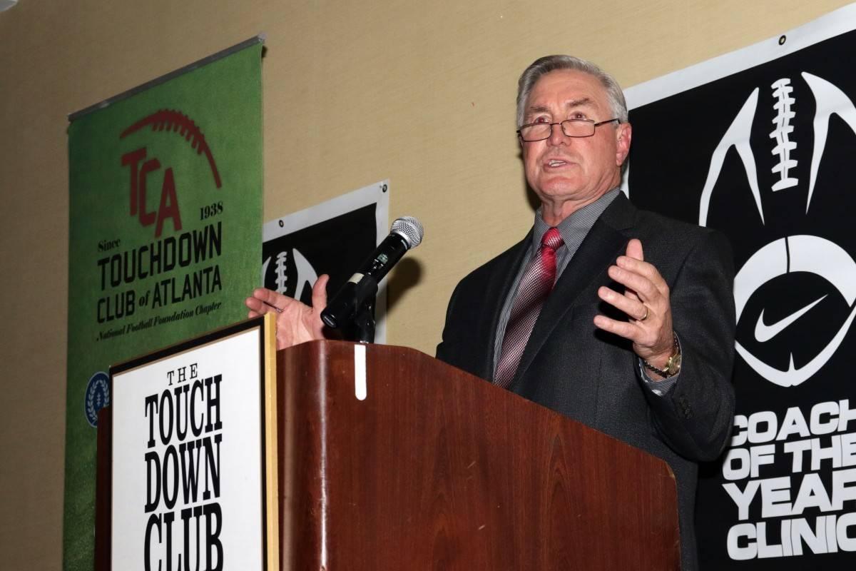 Coach Mac McWhorter
