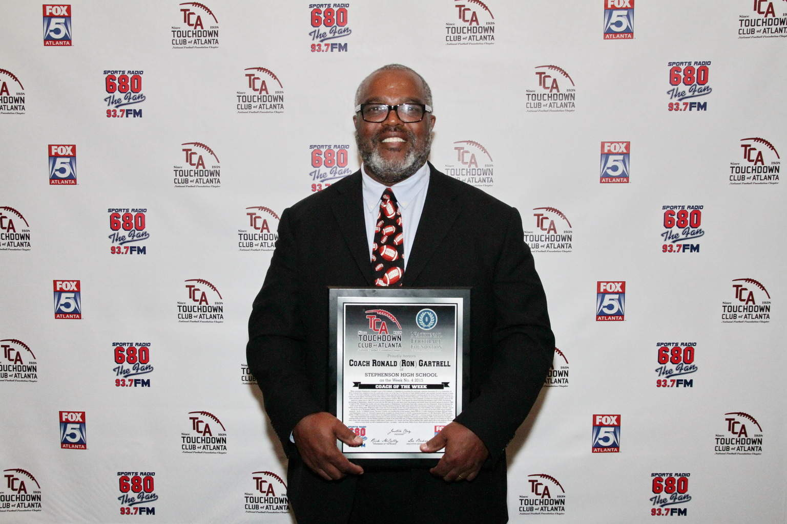 Coach of the Week Ron Gartrell