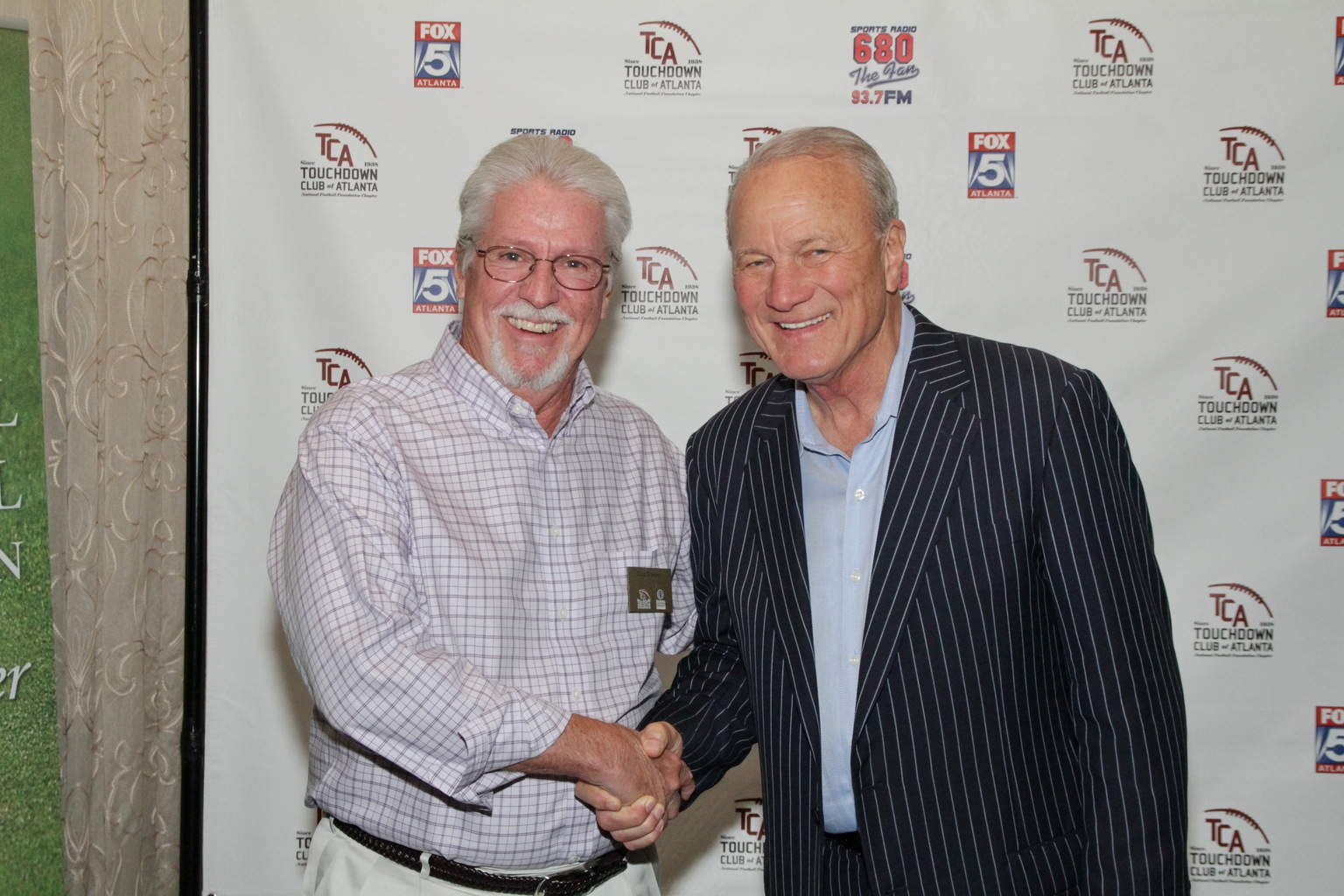 TCA's Chip Emerson & Bary Switzer