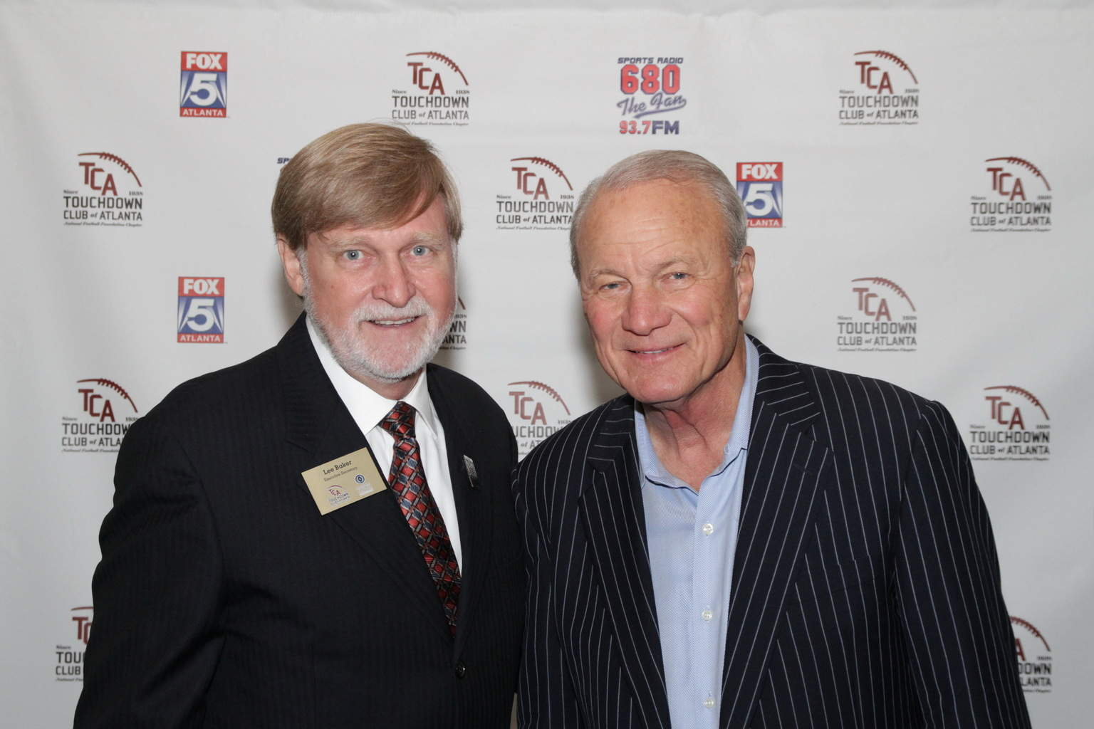 TCA's Lee Baker & Barry Switzer