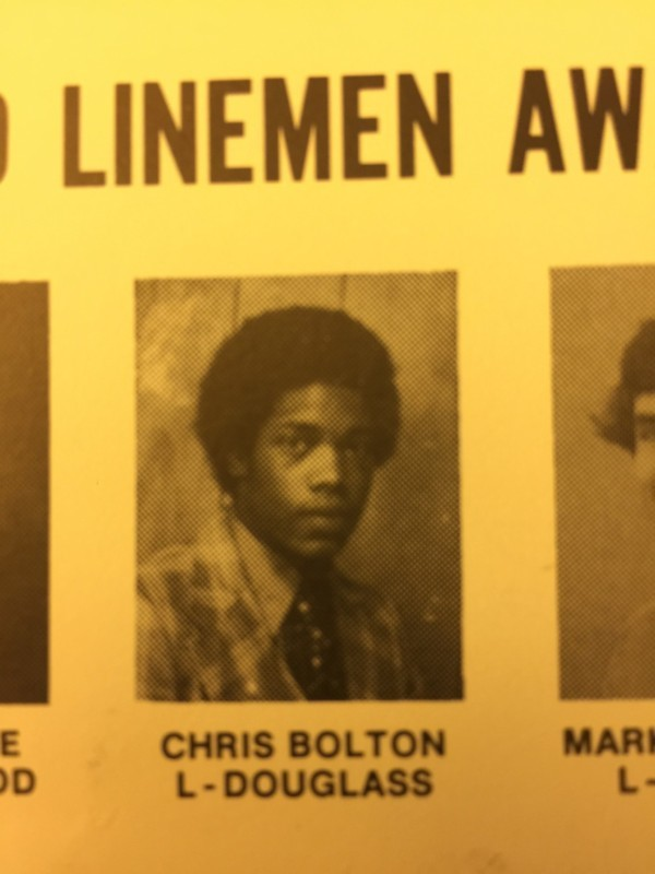Chris Bolton
