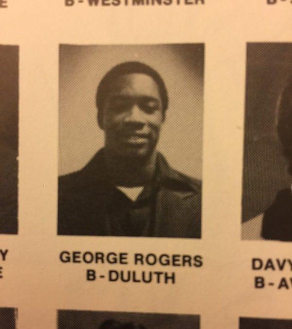 George Rogers