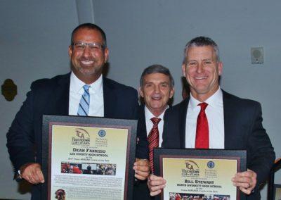 Dean, Tony & Bill - TCA Awards