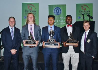 2017 Awards Banquet